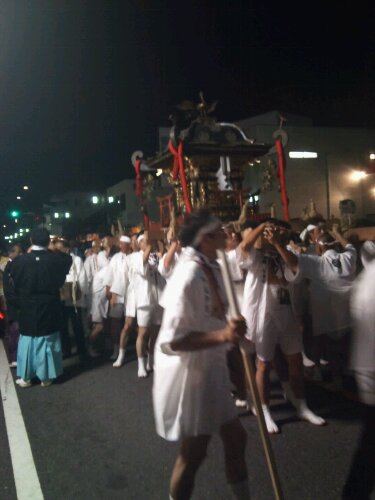 西尾 祇園祭